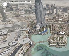 Watch The Process of Bringing Google Street View to The Burj Khalifa (Video)
