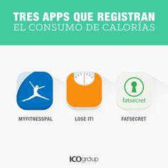 Tres Apps imprescindibles si buscas cuidar tu salud y alimentación.