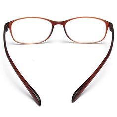 High-grade Unisex Unbreakable Resin TR90 Reading Glasses