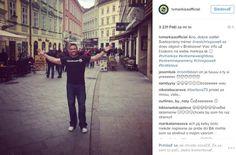 Svetová celebrita v uliciach Bratislavy: Doteraz sa na nás usmieval iba z obrazoviek! - Europa 2