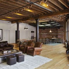 Basement Exposed Beams Painted Ceiling Design, Pictures, Remodel, Decor and Ideas