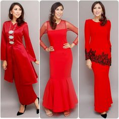 Red for Raya?  Shop our hari raya collection at http://studiofrost.net  #studiofrost #rayawithsf2015