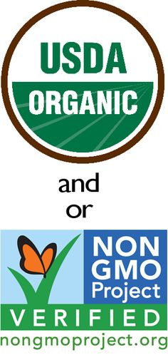 The two simplest ways to avoid GMOs are: 1) Buy certified organic / USDA Organic products, which cannot intentionally include any GMO ingredients. Read more about organics and GMOs here > 2) Loo...
