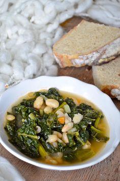 Palak Paneer, Good Food, Fagioli, Food And Drink, Healthy Soups, Ethnic Recipes, Food Ideas, Beautiful, Vegetarian