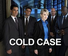 Cold Case ~ I loved this show. . . what gives with CBS anyway? :(
