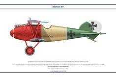 Albatros DV Jasta 11 2 by WS-Clave