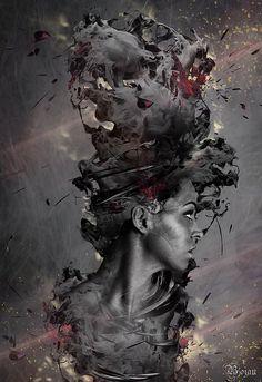 001 digital art bojan jevtic Digital Art by Bojan Jevtic