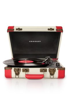 Crosley Radio 'Executive' USB Turntable | Nordstrom