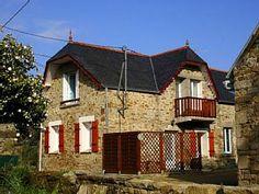 Coray, Maison de vacances avec 2 chambres pour 4 personnes. Réservez la location 6144703 avec Abritel. Gite Rural entre terre et mer - 6/7pers