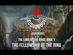 The Lord of the Rings - The Fellowship of the Ring Full Audiobook Chapter 9 - 16 - YouTube Fellowship Of The Ring, Lord Of The Rings, Crochet Cat Pattern, Vintage Videos, Book 1, Audiobooks, Tolkien, Fan, Youtube
