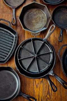Everything I Know About Cooking I Learned from a Cast Iron Pan — Cast Iron Life Lesson | The Kitchn | Bloglovin'
