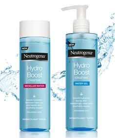 Shop our range of Hydro Boost from Neutrogena - skincare products developed with dermatologists for healthy looking skin everyday. Top Skin Care Products, Best Skincare Products, Best Face Products, Skin Care Tips, Beauty Skin, Health And Beauty, Drugstore Skincare, Face Skin Care, Facial Treatment