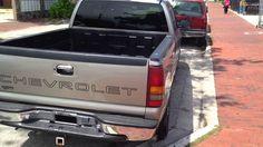 2000 Chevrolet Silverado 1500 LS 3dr Extended Cab SB