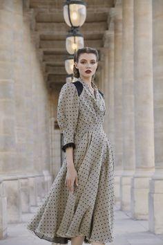 Ulyana Sergeenko Осень-зима 2017/2018 / Ready-To-Wear / НЕДЕЛЯ МОДЫ: Париж
