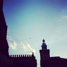 @chiarette Buongiorno a tutti! #mybologna piazza Maggiore