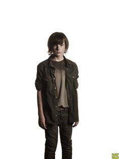 TWD S4 - Carl Grimes played by chandler riggs  - More Walking Dead & Zombies - Visit Us https://www.facebook.com/ZombieCPC