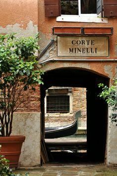 Corte Minelli, Venice