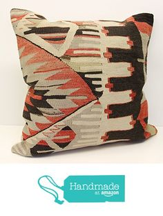 Modern Decor, Rustic Decor, Kilim Cushions, Throw Pillows, Rustic Pillows, Natural Hairstyles, Pillow Covers, Ethnic, Bedding
