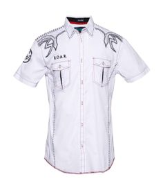 OPTI-MYSTIC JR - WHITE- Shirts- Roar Clothing