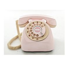 Pink 40s Phone