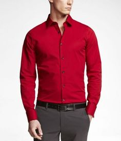 Express Mens 1MX Shirt - essential to my daily work wardrobe.
