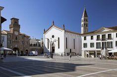 Oderzo - Piazza  | por Provincia di Treviso
