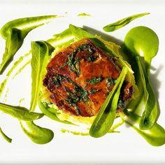 Rib-eye | little gem mash | pea cream | sage butter | raw little gem |#chef#chefslife##chefstalk#gastroart#theartofplating#food#foodart#foodies#foodie#foodpic#foodpix#foodpics#instafood#instagood#foodporn#foodstagram#foodstarz#truecooks#chefsofinstagram#rede#redefood#artofplating#yummy#yum#dontshootthechef #ribeye by dutchchef_david