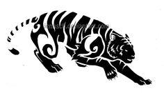 Chinese Zodiac: Tiger by jennsch.deviantart.com on @deviantART