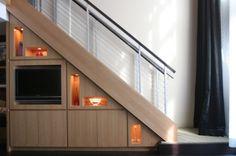 ღღ 33 Useful Examples How To Use Your Space Under the Staircase
