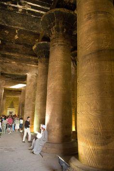 El templo de Kom Ombo,Ofertas de viajes en Cruceros a Luxor y Asuán http://www.espanol.maydoumtravel.com/Cruceros-Nilo-En-Luxor-y-Asu%C3%A1n/9/1/30