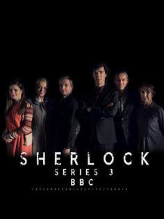 Sherlock Series 3 <3