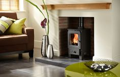 Shop online for quality VILLAGER-PUFFIN-MULTI-FUEL-STOVE from leading UK experts Direct stoves. #woodburningstoves