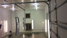 Paint Booth Clean Room For Clear Coating Or Occasional Spraying Shop Envy Pinterest Paint Booth Painting And Spray Paint Booth