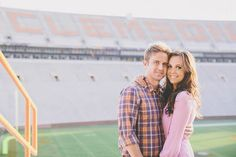 Clemson Girl: Wedding Wednesday - Lauren & Andy Clemson Engagement Photos
