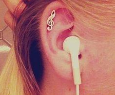 MINI Ear Cuff Cartilage Faux Helix,Fake Helix Earring No Piercing Hoop Simple Earcuff Non-pierced Ear Ring Silver Hammered - Custom Jewelry Ideas Piercing Tattoo, Cartilage Piercing Stud, Piercing Orbital, Helix Piercing Jewelry, Helix Earrings, Body Piercings, Cartilage Earrings, Cute Earrings, Unique Piercings
