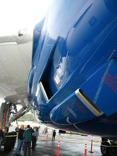 Boeing 787-8 N787BA ZA001