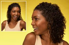 an idea for combatting the dreaded christmas-tree head that plagues us curly girls