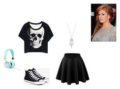 """""""CC Summer, Summer Chapter 13"""" by cece-volcanoes on Polyvore featuring Converse and Lucky Brand"""