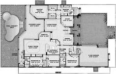 House Plan #27-322 : Houseplans.com