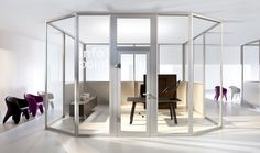 Wanna divide a space in the office? why not with Komandor partition walls. It's a company with over 20 years of experience. www.komandor.com