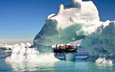 Antarctica's White Wilderness a 13 Day Small Ship Cruise with Grand Circle Cruise Line.