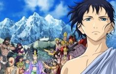 Toei Sets 'Buddha 2′ Anime Feature DVD/BD Release
