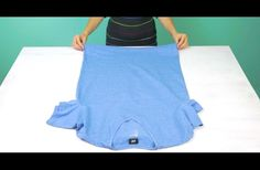 WATCH: If You're Planning A Trip This Summer, Check Out This Folding Trick. It's A Must-Know
