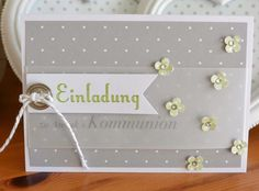 zur taufe | cards & tags | pinterest | cards, butterfly and, Einladung