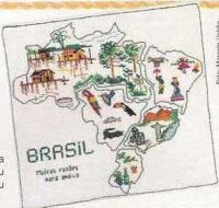 "Gallery.ru / DELERJE - Альбом ""Карта Бразилии"""