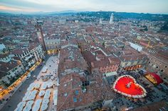 Verona in love. The most romantic days of the year.