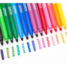 Magic Erasable Felt Pen Markers