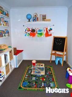 The Boys Playroom Haven - Inspiration for Kids Bedroom Decor at Huggies - Huggies.co.nz