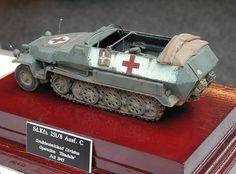 Ausf. c ambulance