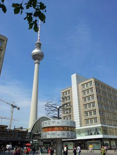 Berlino - Alexanderplatz